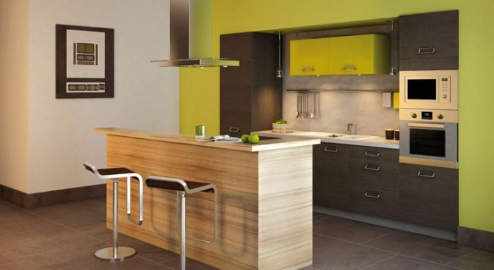 Des conseils d co pour r nover sa cuisine - Renover meubles de cuisine ...